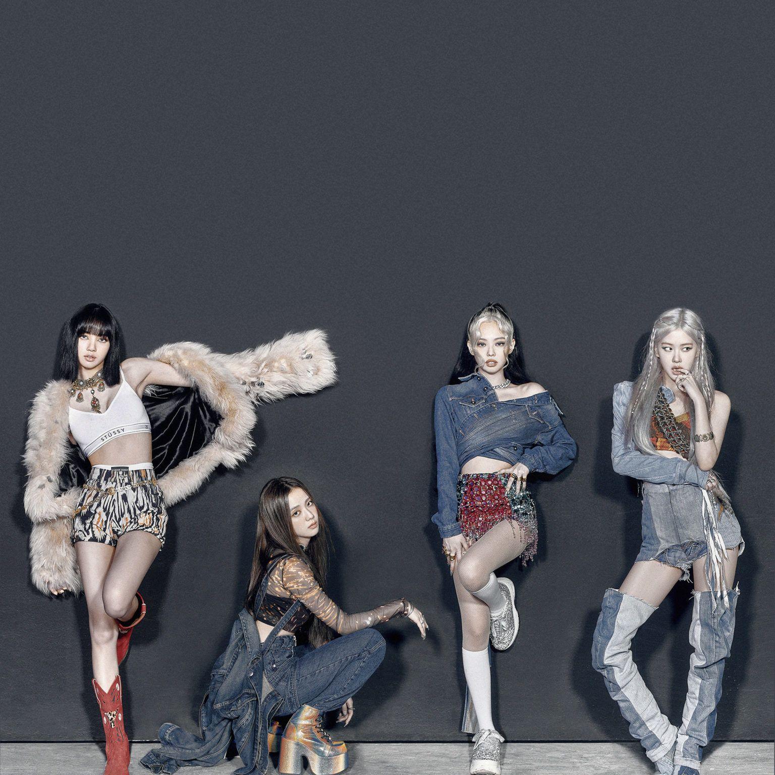 BLACKPINK How You Like That MV & Concept Photos (HR)