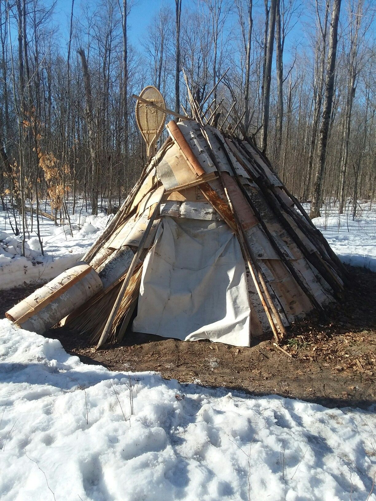 Pin By Brant A On Native American Sugar Camp