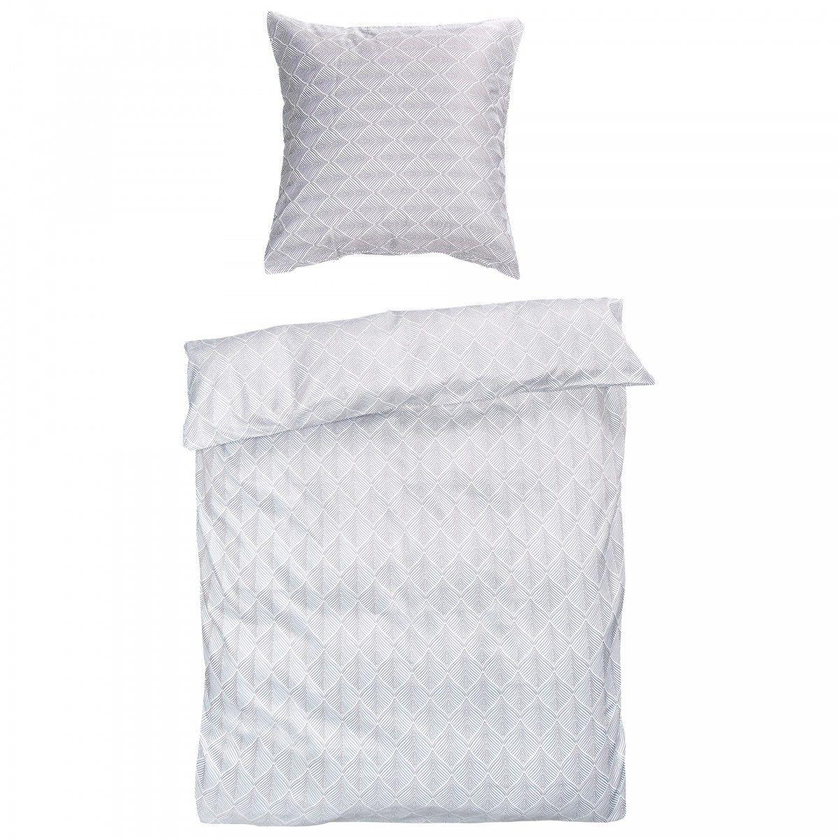 Tencel Microfaser Bettwasche 135x200 Grau Microfaser
