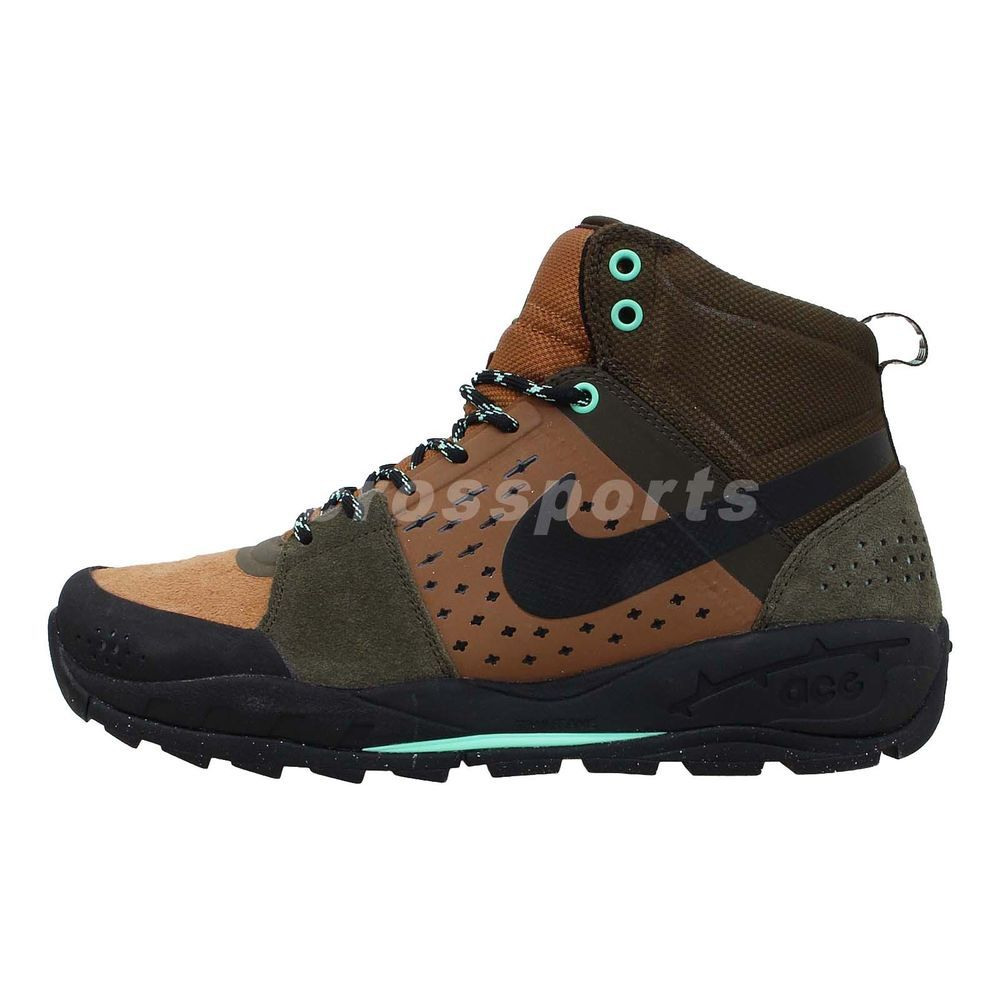 1c738657cb91d Nike Alder Mid ACG 2013 New Mens Outdoors Hiking Shoes Boots Sneakers
