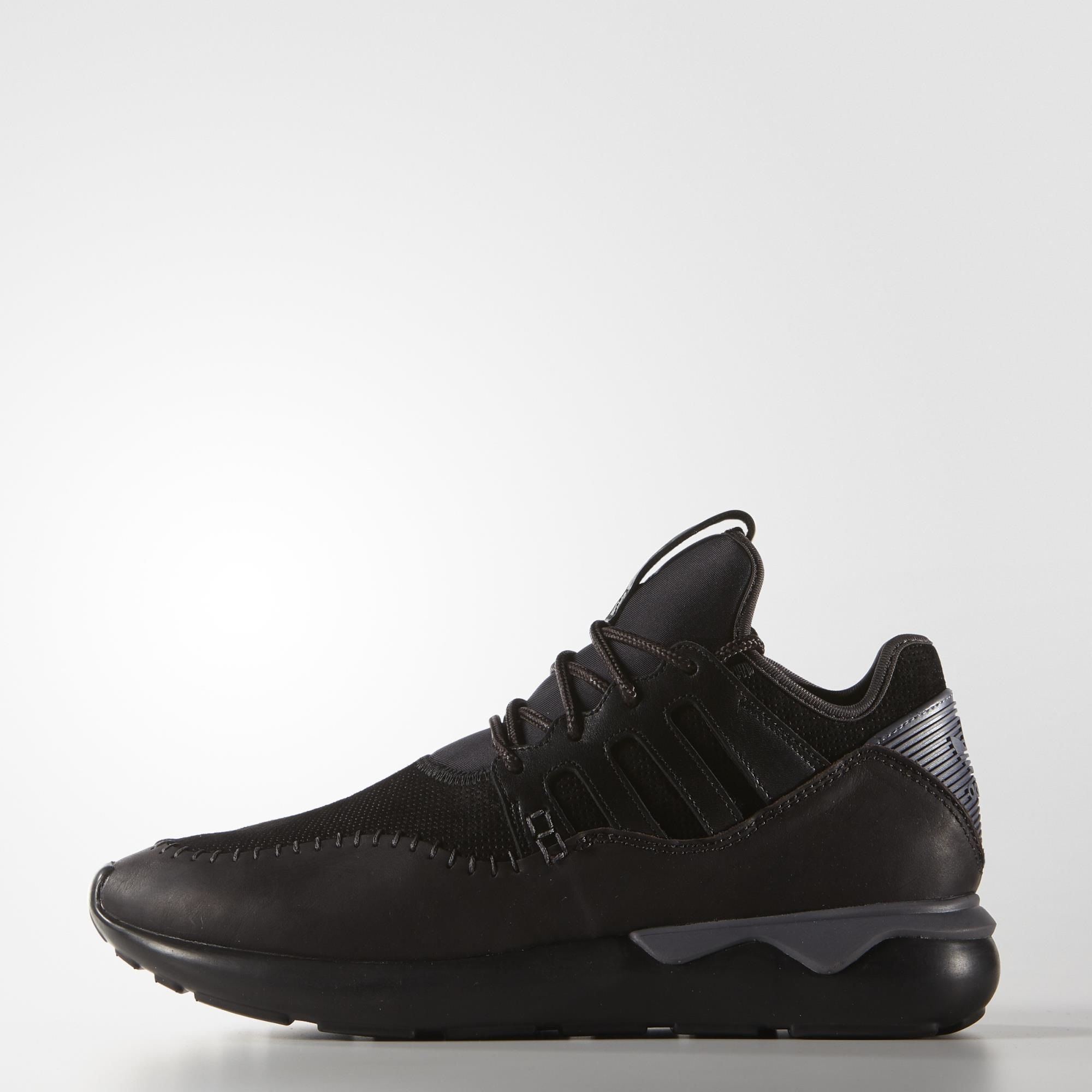 adidas Tubular Moc Runner Shoes - Black | adidas US