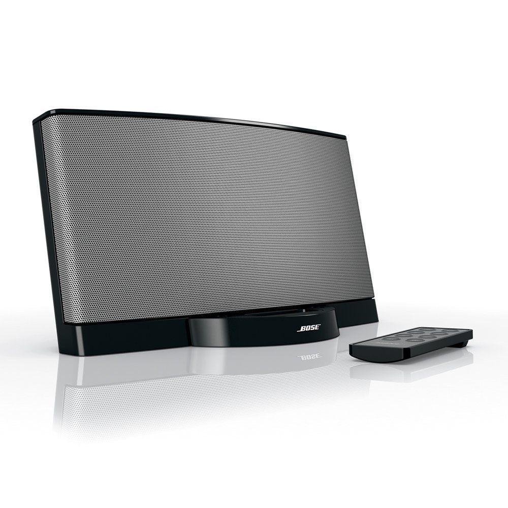Bose SoundDock Digital Music System 30 pin iPod iPhone Speaker *Black*