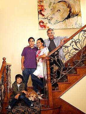 Cesar milan family