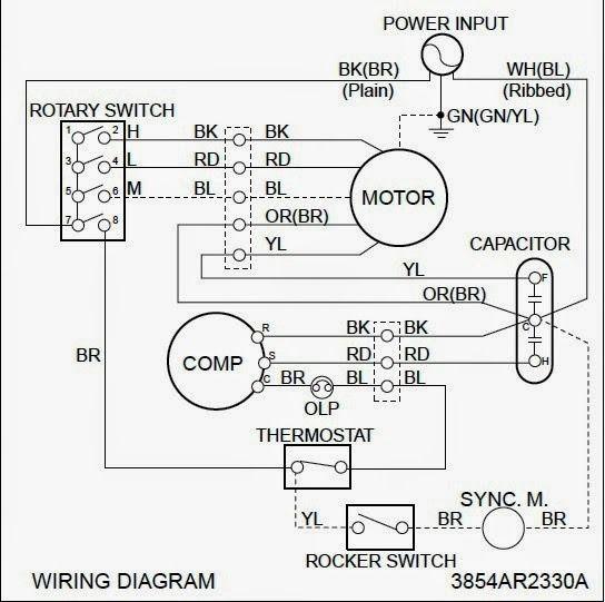 Basic Ac Wiring Diagram