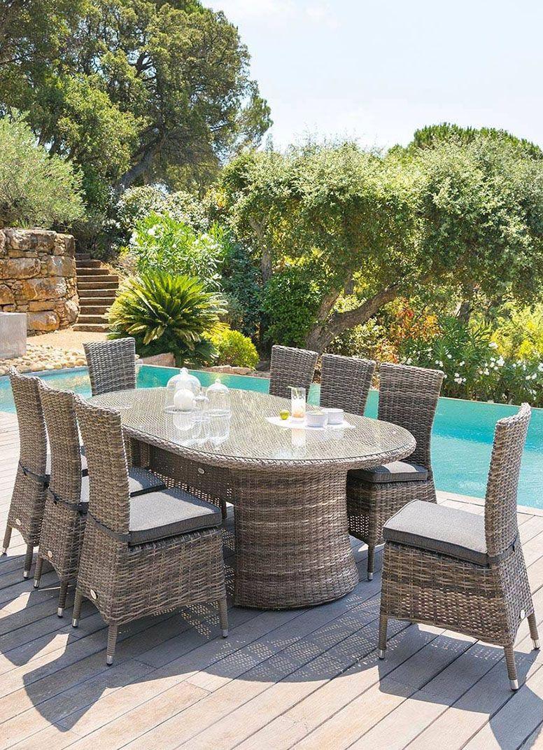 Hesperide Table Jardin | Table De Jardin Hesperide Piazza ...