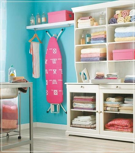 Ideas para el cuarto de planchado planchas ideas para - Cuarto de lavado y planchado ...