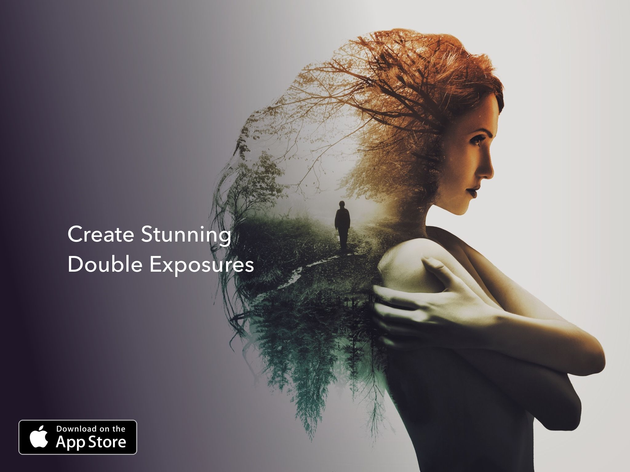 Make The Most Of Your Iphone Double Exposure Photo Editing Portrait Photography