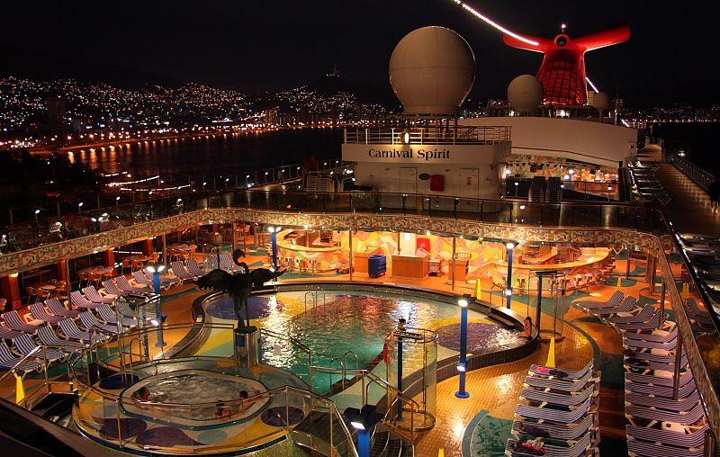 Carnival Spirit Cruise