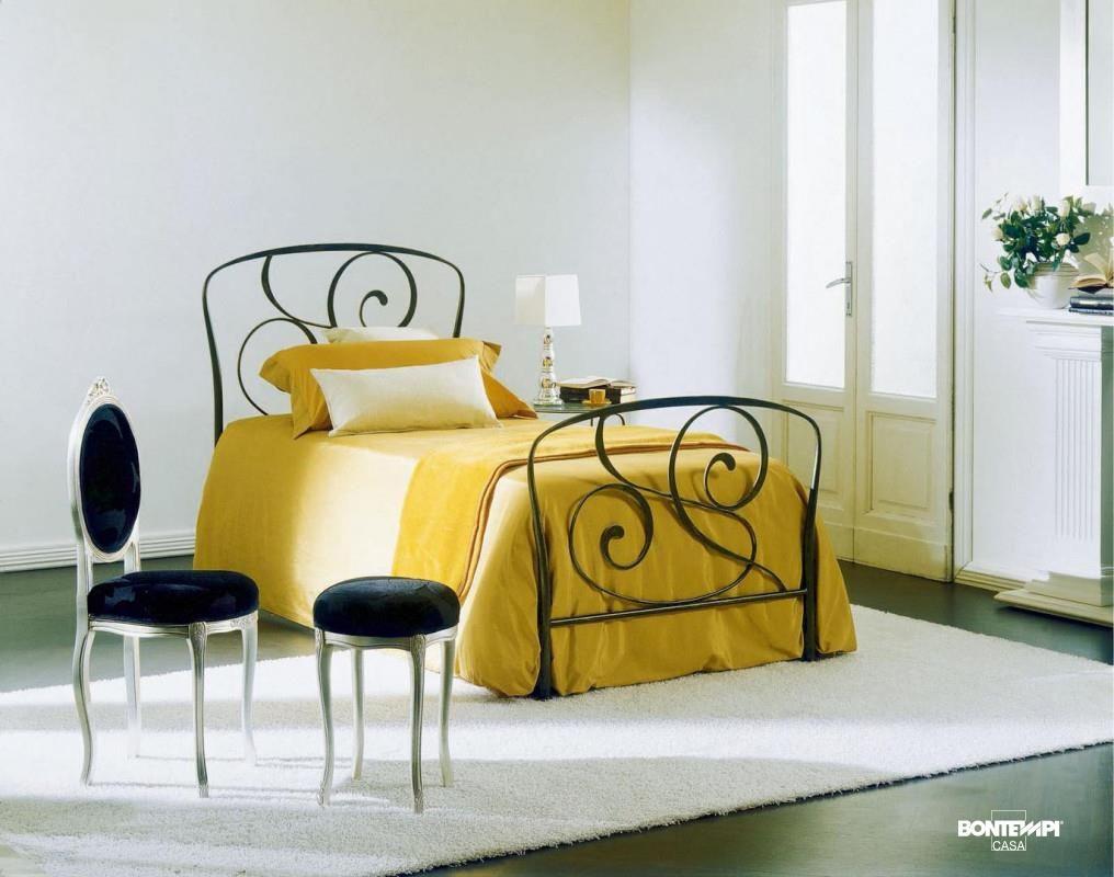 Verniciare Letto Ferro Battuto letto in ferro bontempi casa | case