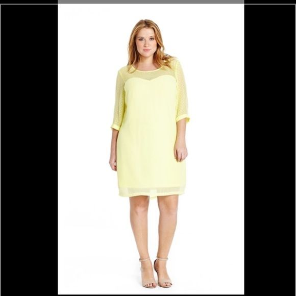 Juna Rose dress This illusion neckline three quarter sleeve dress from Scandinavian designer Juna Rose is pure joy like a ray of sunshine it skims over your curves and its light and airy very flattering I wore mine to a wedding and received lots of compliments this one is brand new just for you Juna Rose Dresses