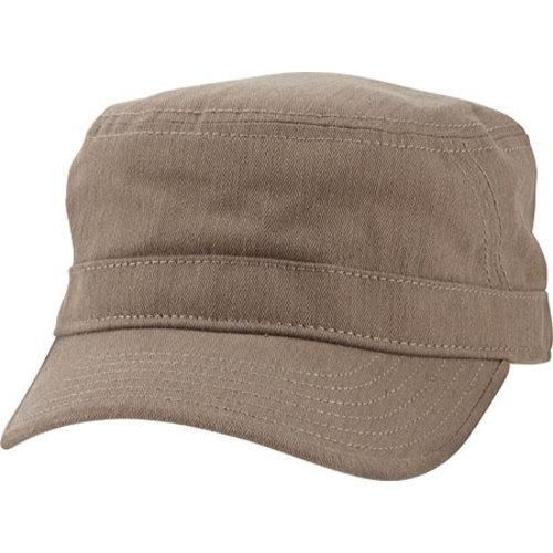 Men s Ben Sherman Military Cap Sand  206a01892c0