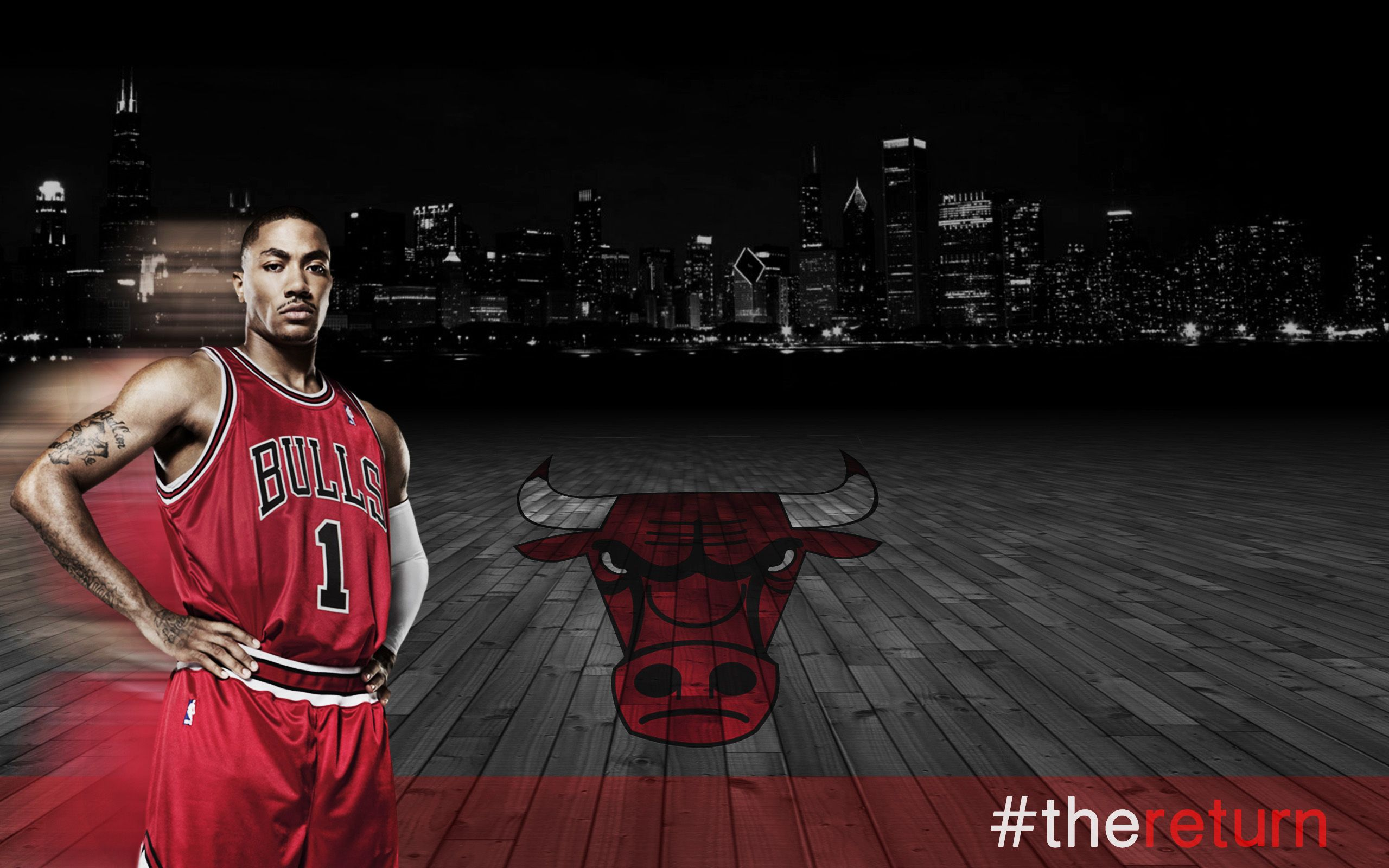 f5e055e0e255 Derrick Rose Wallpaper