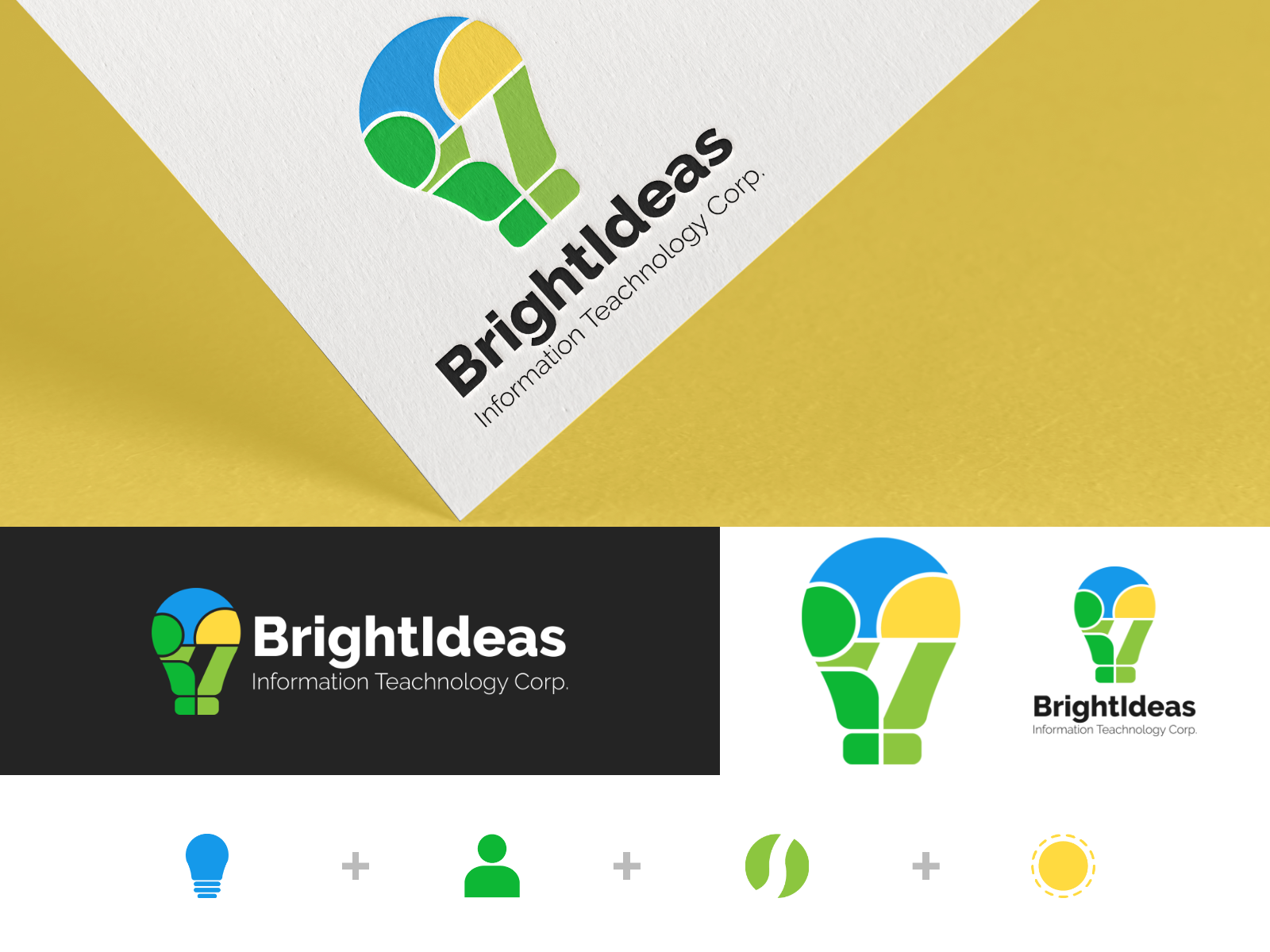 BrightIdeas Logo 2020 by Bea Joy C. Javier
