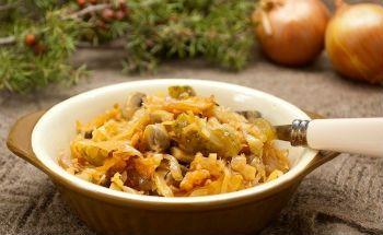 Солянка из капусты с грибами на зиму : 2 рецепта «Пальчики оближешь!» 2