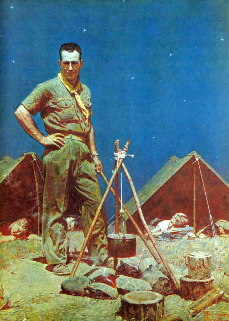 The Scoutmaster\