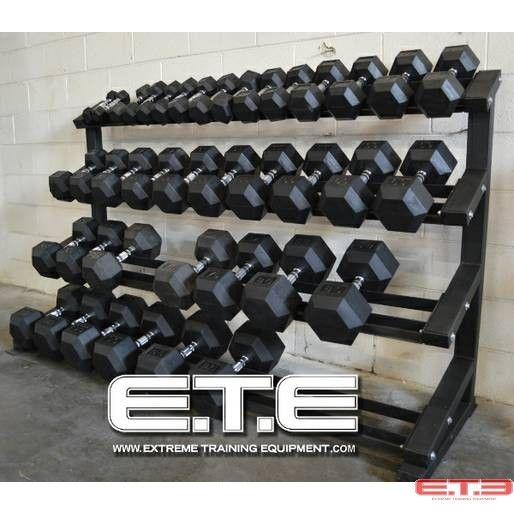 dumbbell rack 5 100 extreme training