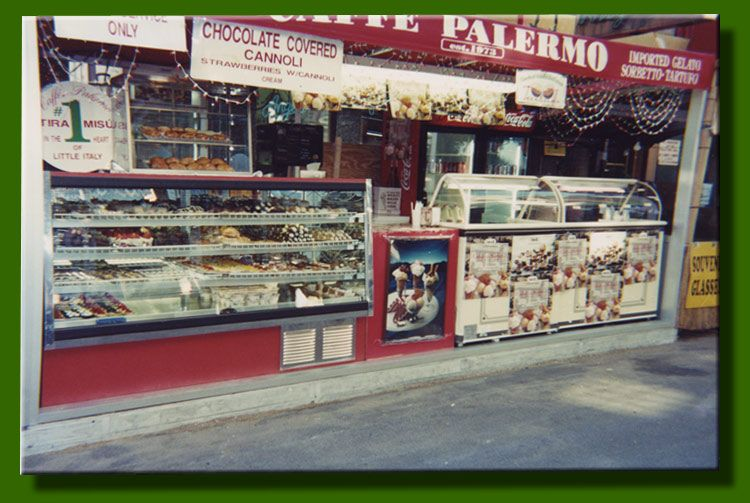 Caffe Palermo - Little Italy's World Famous Pastries and Cakes
