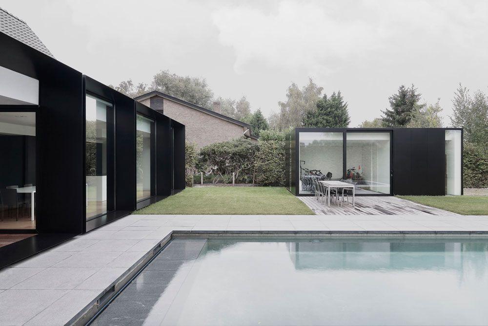 Architecture – 5 exemples d\'extensions contemporaines | En ...