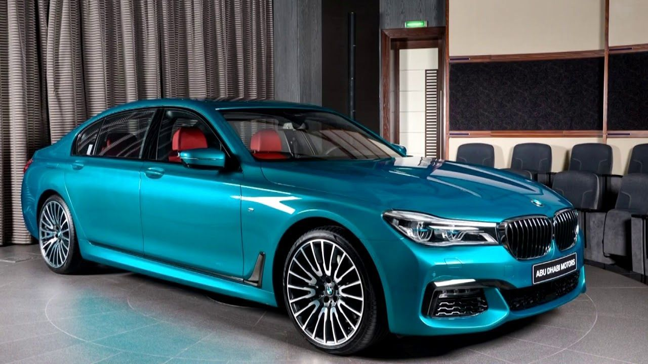 2020 Bmw 750li Concept Bmw Latest Bmw New Bmw