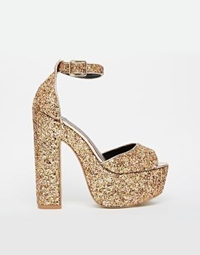 ASOS | Online shopping for the Latest Clothes & Fashion. River Island  HeelsSandals WeddingGlitter ...