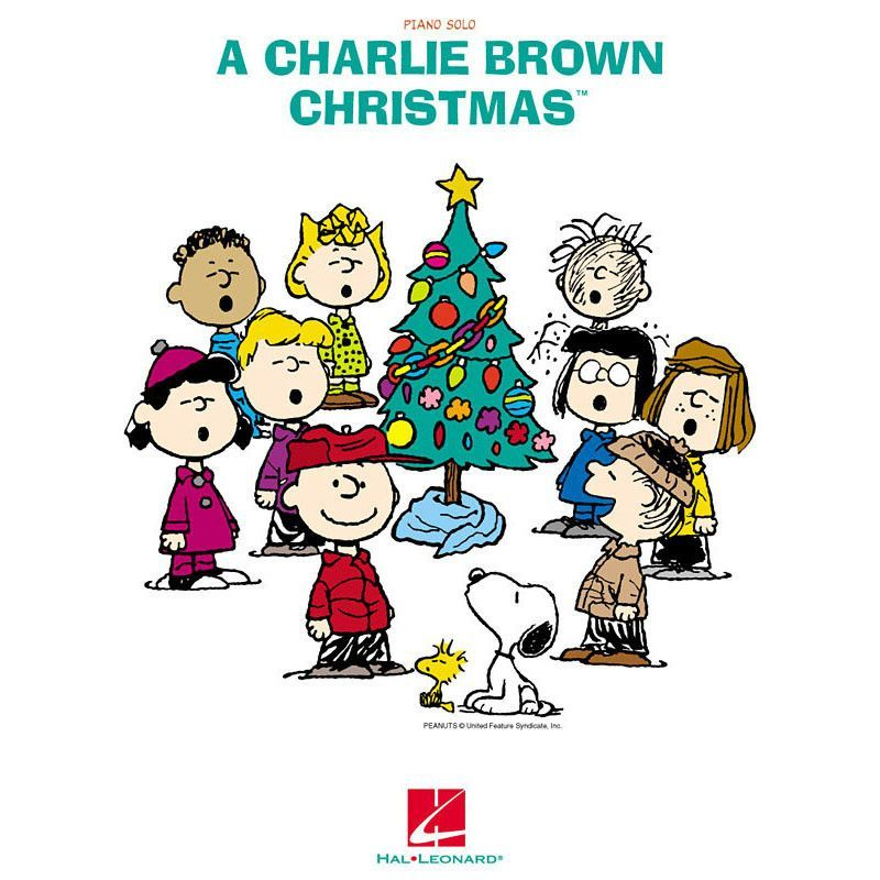 charlie brown christmas music - 800×800