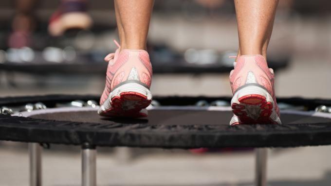 Ile można schudnąć skacząc na trampolinie ? - sunela.eu -
