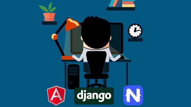 Full stack development web app mobile app backend api