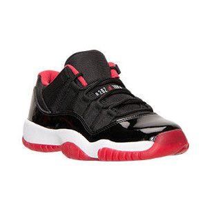 df93e29eb00b15 Boys  Grade School Air Jordan Retro 11 Low Basketball Shoes ...