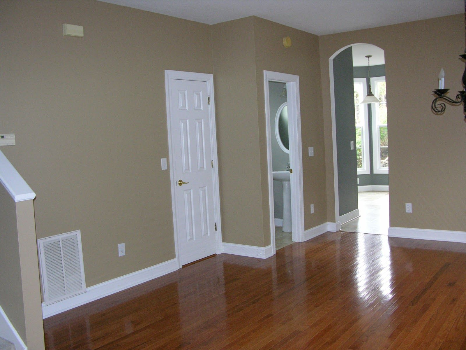 Choosing Interior Paint Colors | ... Sterling Property Services ...