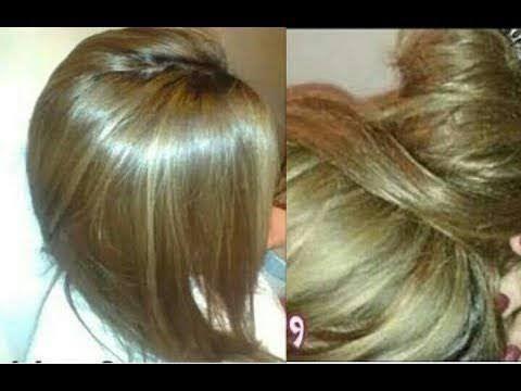 اقسم بالله كل من استعملت هذه الصبغة اندهشت من النتيجة اشقر ذهبي فاتح او غامق مع تغطية الشيب Youtube Beauty Recipes Hair Hair Techniques Hair Styles