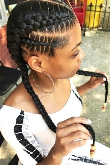 Braids Goddess Braids Hairstyles Natural Hair Styles Cornrow
