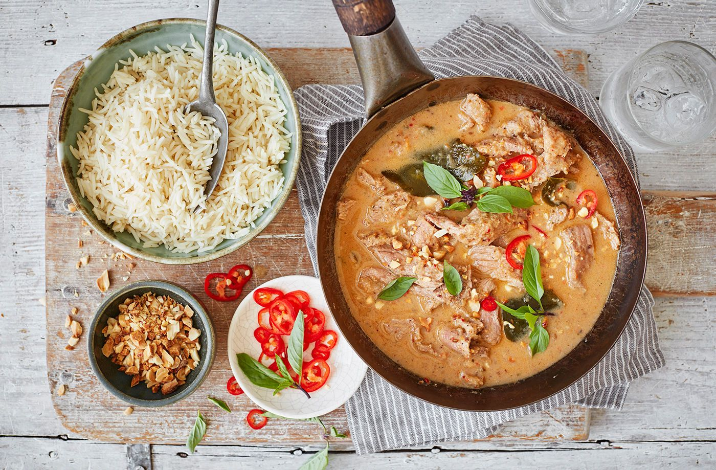 10 quick dinner ideas to see you through winter | Curry ...