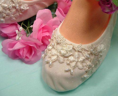 Wedding Slippers Cari