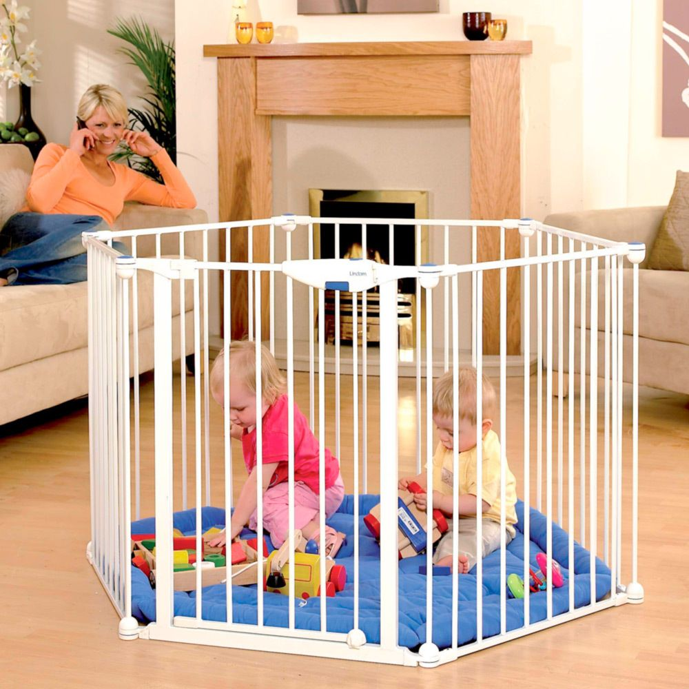 Buy Lindam Safe & Secure Play Pen