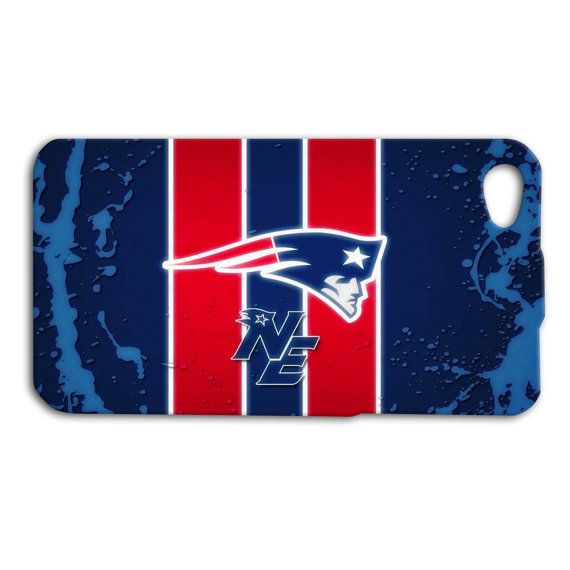 New England Patriots Custom Case for iPhone by