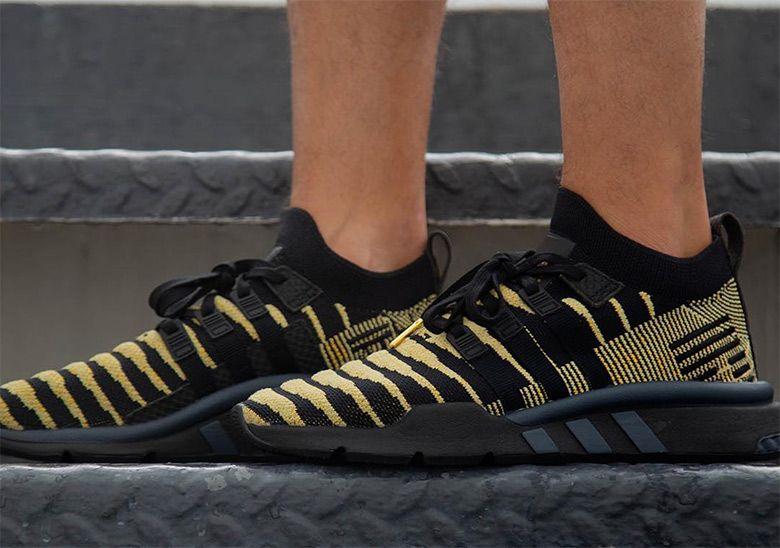 adidas Dragon Ball Z Shenron Black Gold Shoes  86ddd9270
