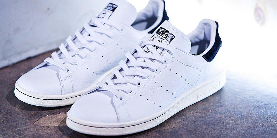 adidas mi Stan Smith Leather - White  cf5e135b6b2e