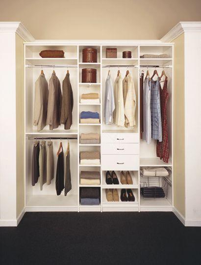 Closet Image Gallery | Custom Closets | Closet World