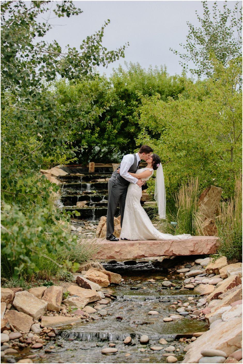 Brookside Gardens Wedding In Berthoud Malinda Jesse Colorado Wedding Venues Garden Wedding Venue Mountain Wedding Colorado