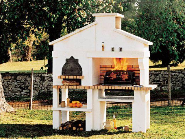 dix barbecues innovants et originaux jardin barbecue. Black Bedroom Furniture Sets. Home Design Ideas