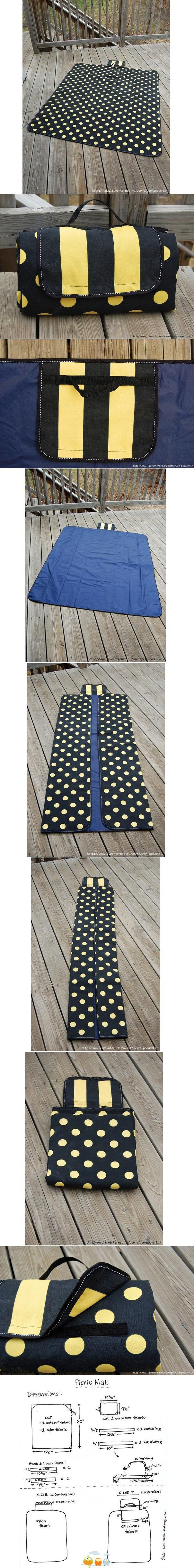 picnic mat - awesome