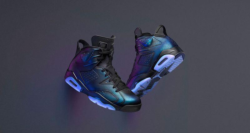 "Nike Air Jordan 6 Retro ""Gotta Shine"" | Hanon"