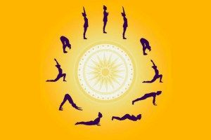 old school new body  surya namaskar cool yoga poses surya