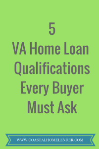 Va Home Loan Qualifications Mortgage One Inc Home Loans Loan Credit Card Approval