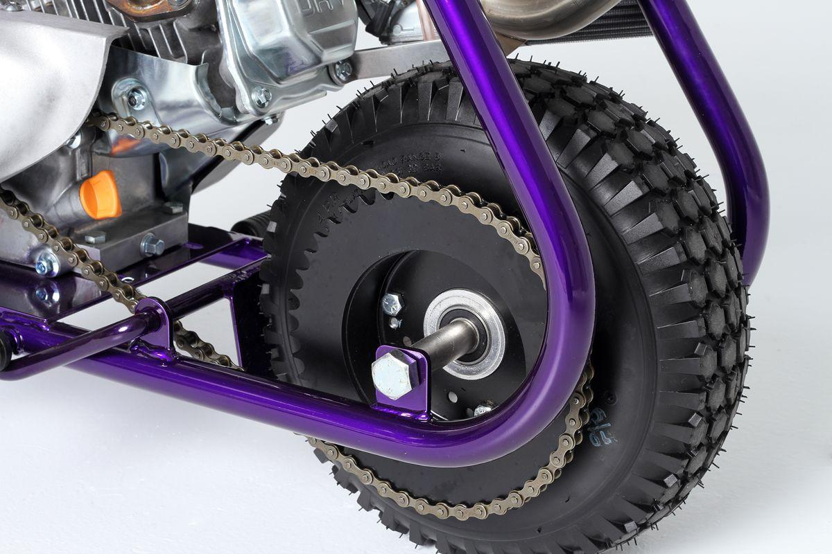 The Taco 22 Frame Kit | Minibike Mini Me | Pinterest