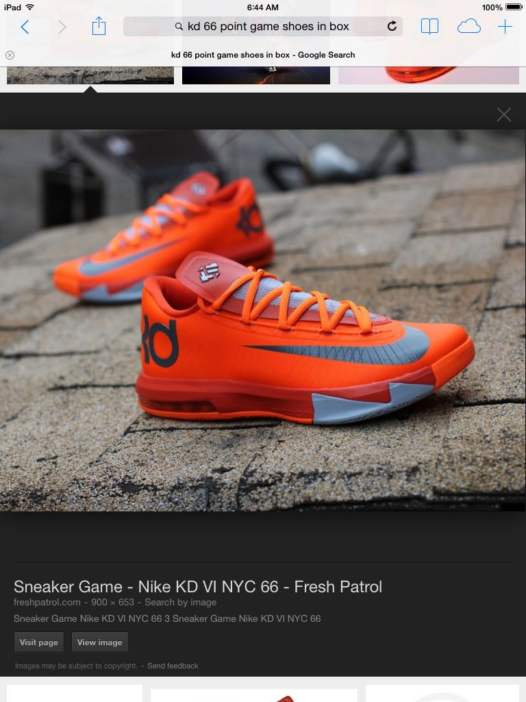 classic fit a4f42 b39e8 Kds 66 point game in Harlem