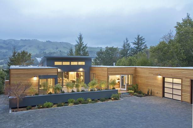 Beautiful Modern Pre Fab House Modern Prefab Homes