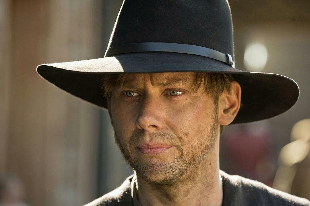 William black hat // Westworld