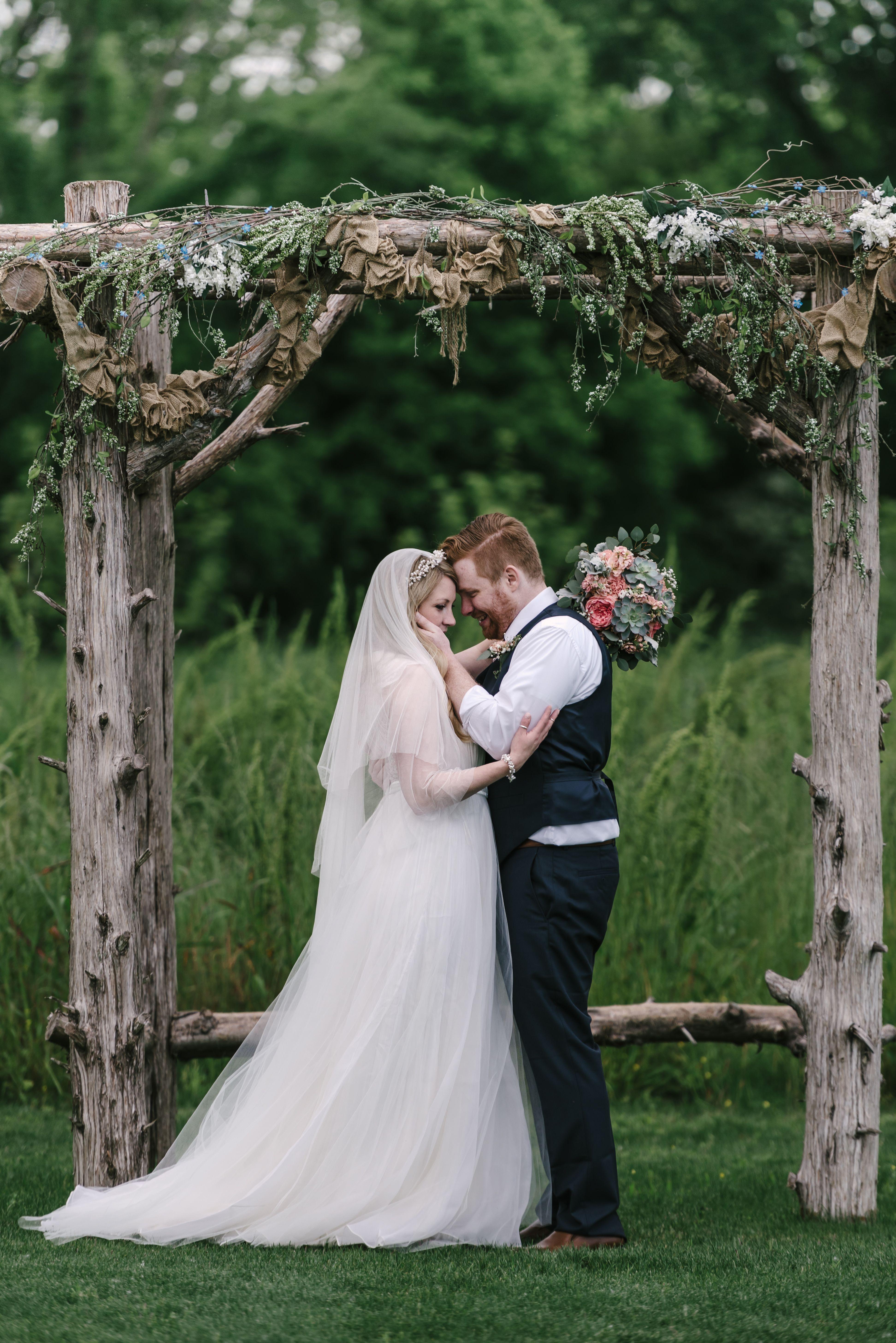 Natural Nashville wedding photography, Wedding