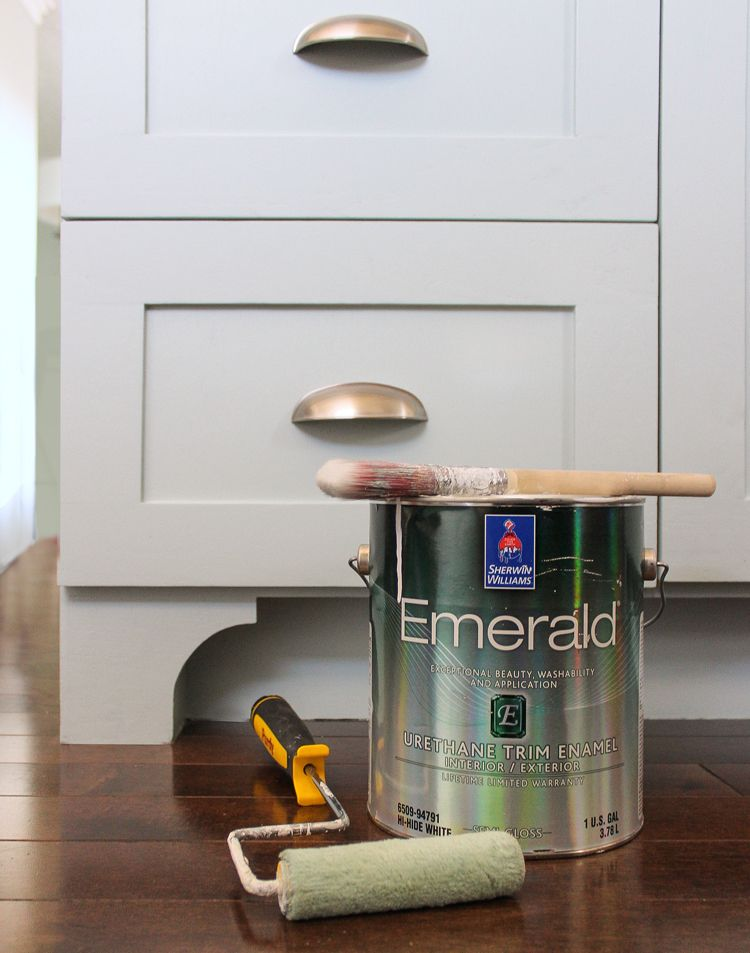 The Best Paint For Kitchen Cabinets Painting